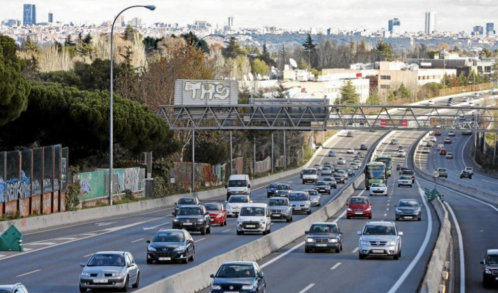 Carretera de A Coruña A6