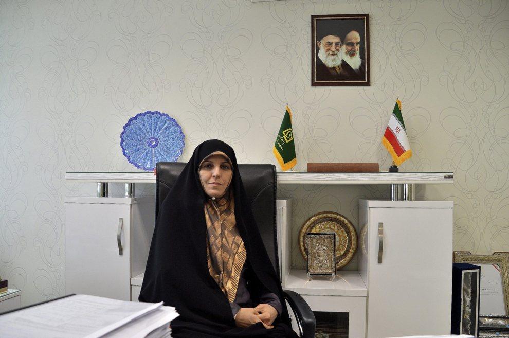 5fe82949d0d8 Vicepresidenta de Irán: 'Las emociones femeninas inhabilitan para ...