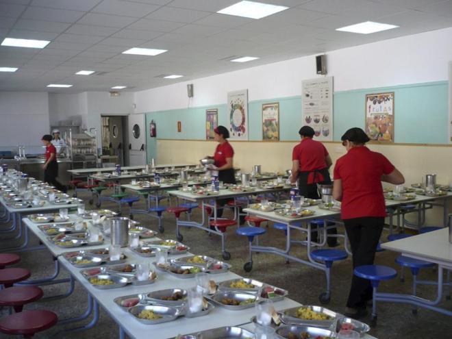 De la huerta al comedor escolar | Madrid | EL MUNDO