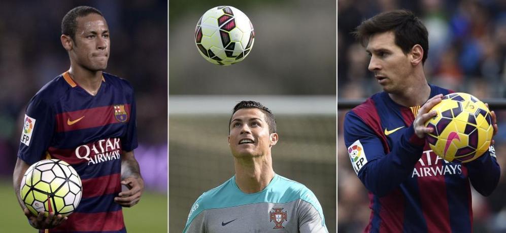 <B>BALÓN DE ORO: 11 DE ENERO:</B> Los futbolistas insisten en que lo importante son los títulos colectivos, pero el muy probable quinto Balón de Oro que el argentino Lionel Messi recibirá el 11 de enero en Zúrich marca la supremacía del Barcelona en la última década y la de un jugador que ya ocupa un lugar entre los más grandes. Cristiano Ronaldo, que ya admitió que Messi será probablemente el ganador, y Neymar son los otros dos finalistas.