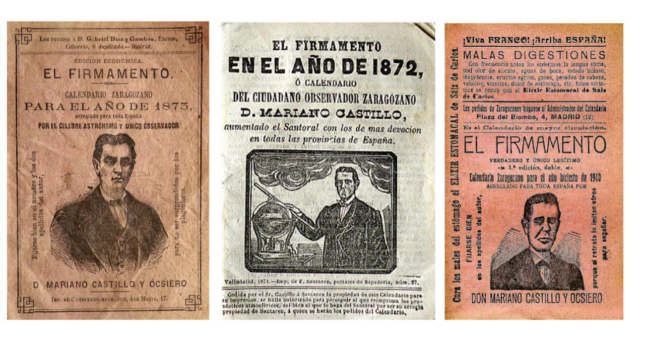 Calendario Zaragozano 2020.Como Predecir El Tiempo Con Los Medios De 1840 Zen Seccion El Mundo