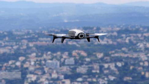 También puede ser el año de los drones. Ya están ganando la batalla...