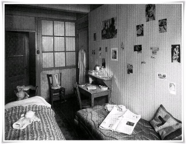 Holocausto Diario De Ana Frank Un Legado Protegido 70 Años Después