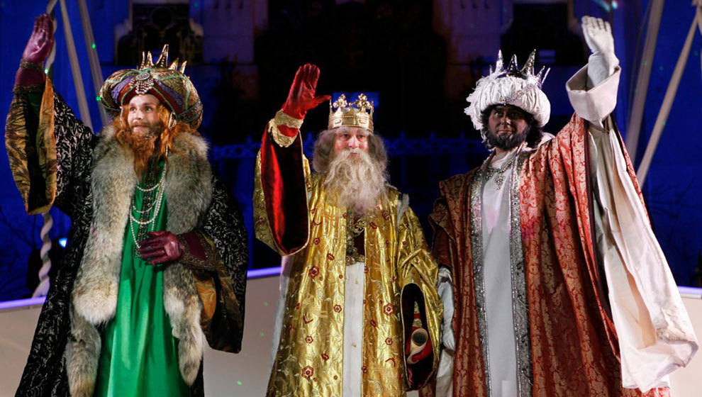 Fotos De Los Reye Magos.Planes Con Los Reyes Magos Sapos Y Princesas El Mundo