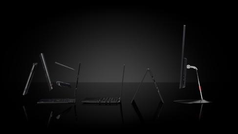 La nueva familia Lenovo X1: tableta, ultrabook, convertible y...
