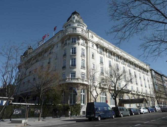 El hotel Ritz de Madrid, adquirido en 2015 por Mandarin Oriental