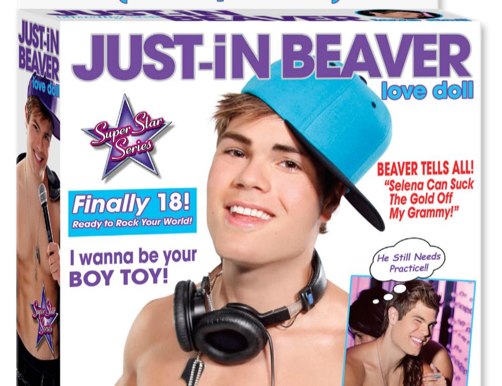 Reyes Magos La Muneca Hinchable De Justin Bieber Y Otros Juguetes