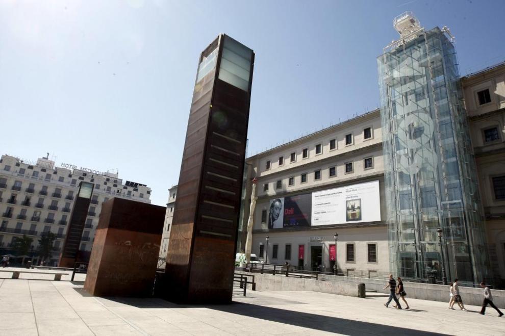 Museo Reina Sofia.El Museo Del Prado Y El Reina Sofia Superan Su Record De Visitas En