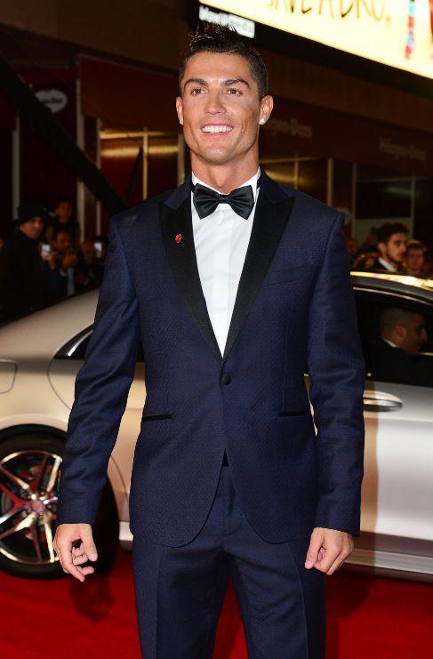 <strong>Cristiano Ronaldo (30). </strong> Muy de cerca le sigue el...