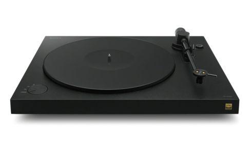 Sony lanza una nueva edición de su icónico plato de discos de vinilo...