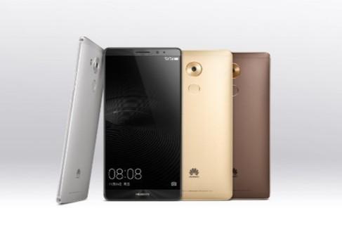 El Mate 8 de Huawei es un phablet con seis pulgadas de pantalla y...