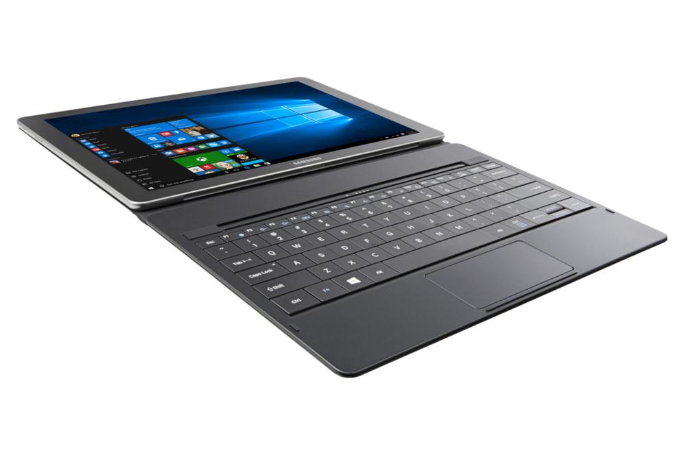 <STRONG>SAMSUNG GALAXY TABPRO S. </STRONG> Las tabletas también sirven para trabajar, y a las ofertas de Microsoft, Google o Apple se suma ahora este ligero y delgado equipo de Samsung de sólo 6,3 mm de grosor y con un teclado que hace las veces de funda. Funciona con el sistema operativo Windows 10.