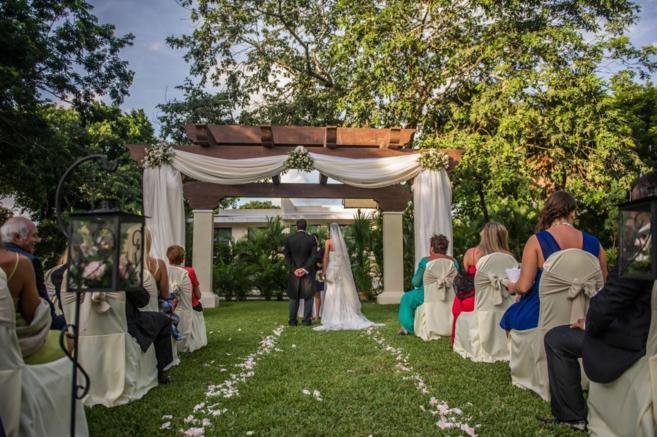 Una de las bodas celebradas en la segunda edición del programa de...