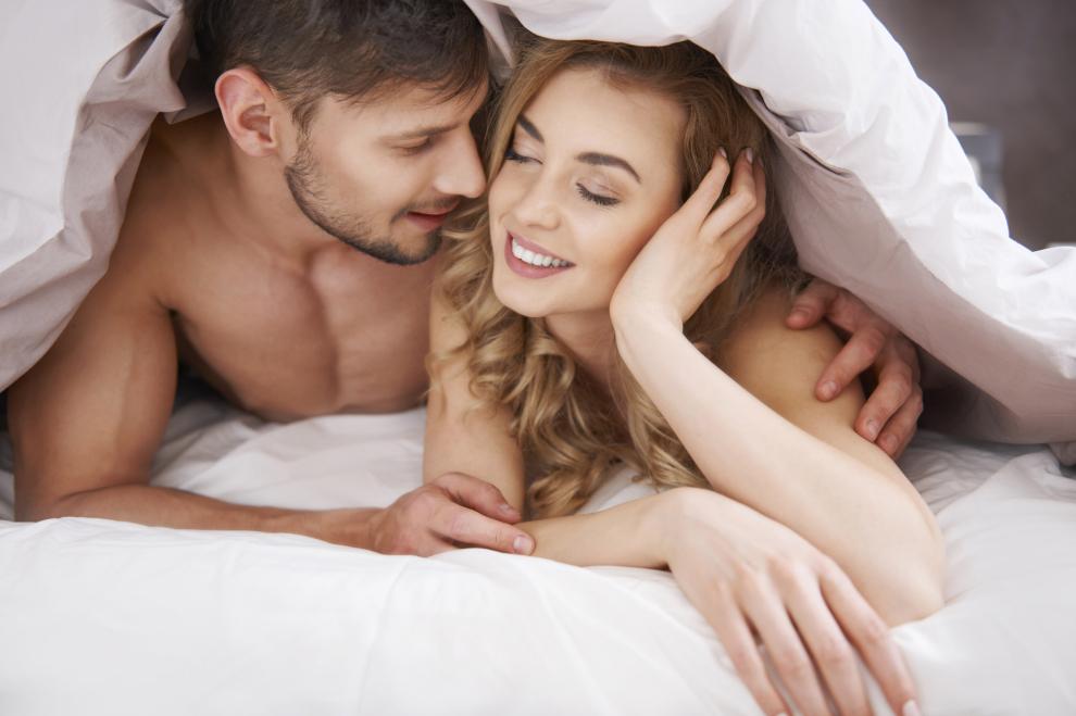 Mujer desinhibida sexualmente