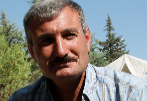 El fundador del Ejército Libre de Siria, Riad Asaad.