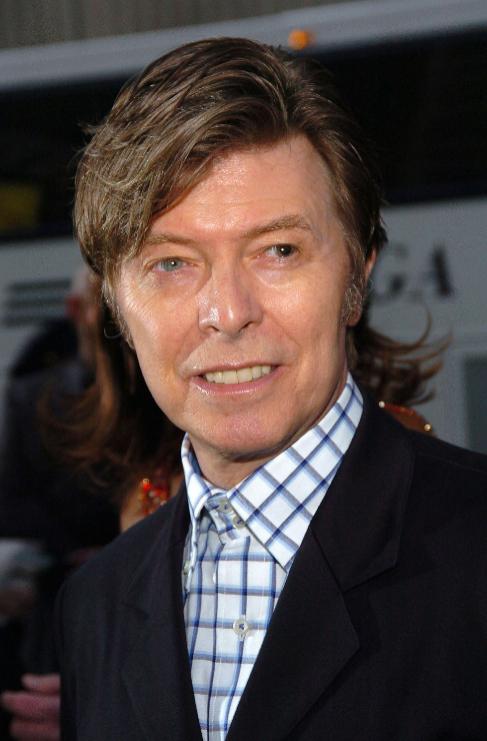 <strong>David Bowie.</strong> Hacer una recopilación de hombres...