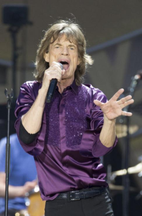 <strong>Mick Jagger</strong>. La relación entre Mick Jagger (72) y...