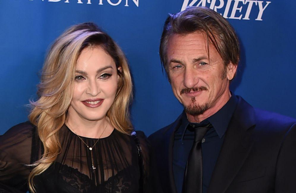 <strong>Madonna.</strong> A Sean Penn le crecen los enanos sin parar....