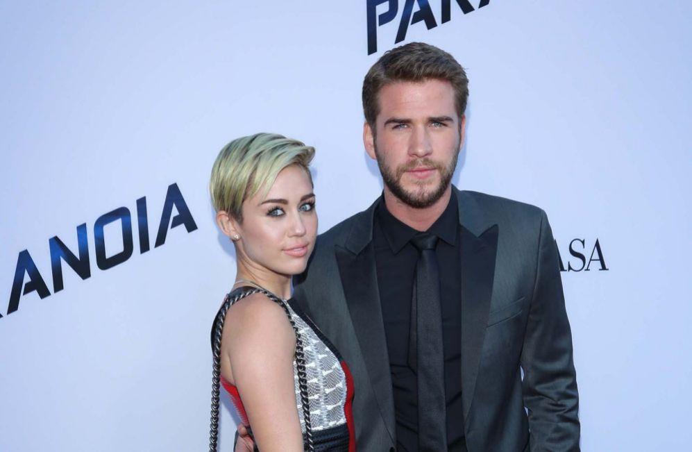 <strong>Miley Cyrus.</strong> ¿Nueva reconciliación a la vista? Eso...