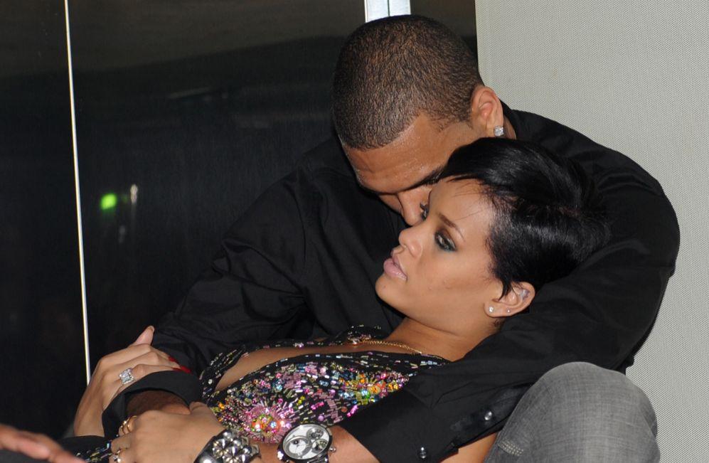 <strong>Chris Brown.</strong> Puede que Rihanna siga enamorada de...
