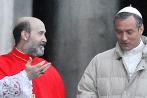 Javier Cámara, en Venecia junto a Jude Law.