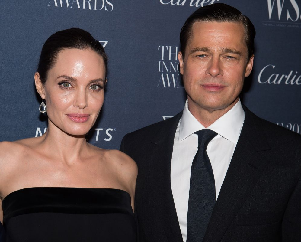 El famoso y consolidado matrimonio formado por Angelina Jolie y Brad...