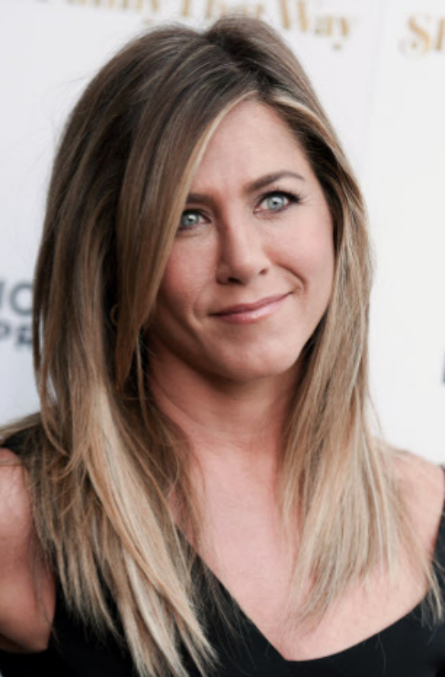 <strong>Jennifer Aniston.</strong> A la pobre Jennifer Aniston (46) no...