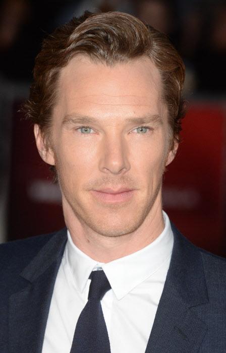 <strong>Benedict Cumberbatch</strong>. La economía de opción es la...