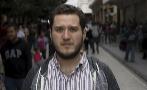 Álvaro Montenegro, líder del movimiento 'Justicia Ya' de...