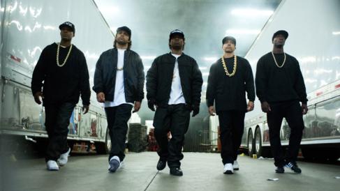 Fotograma de 'Straight Outta Compton'