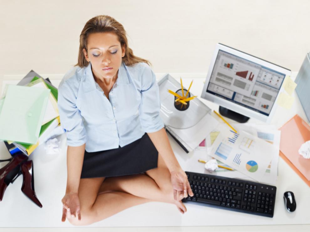 plan de perdida de peso para trabajadores de oficina
