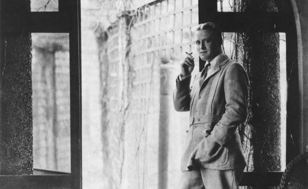 Francis Scott Fitzgerald.