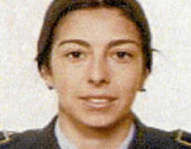 Raquel Gago, la tercera acusada del asesinato.