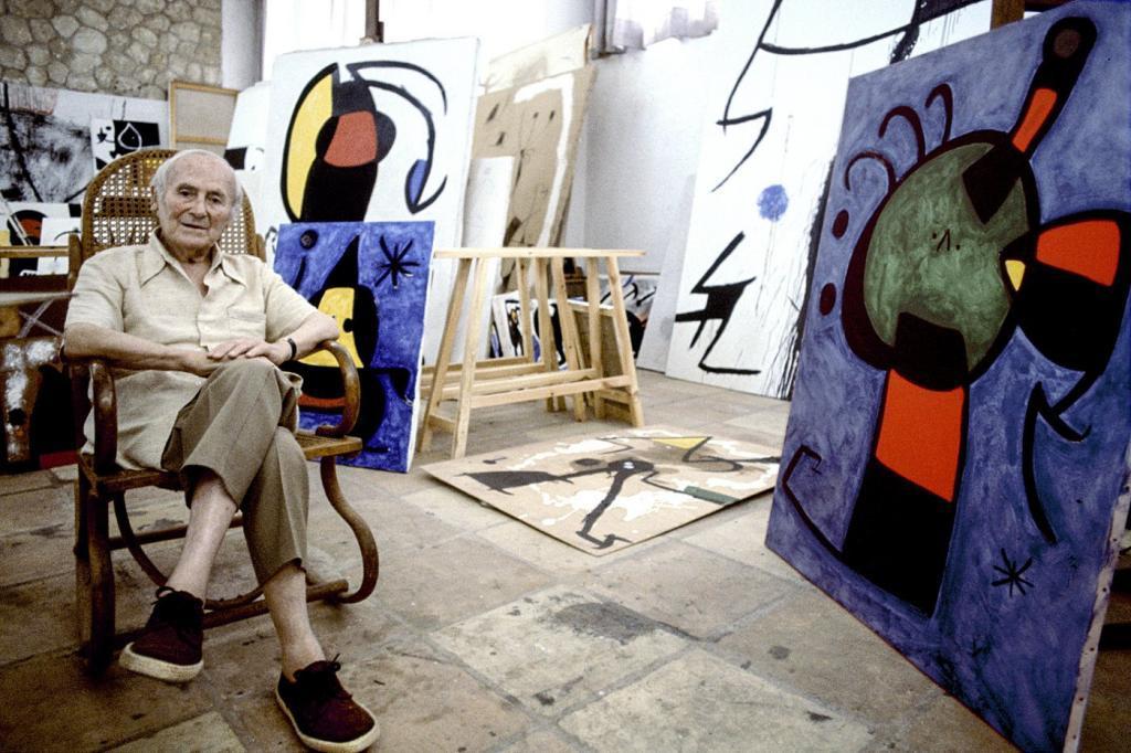 La Cueva De Joan Miró Cultura El Mundo