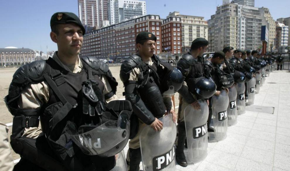 Resultado de imagen para seguridad pública en Argentina