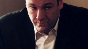 James Gandolfini, en 'Los Soprano'.