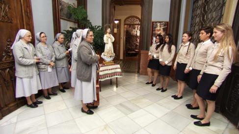 Las cinco protagonistas de la primera edición del programa 'Quiero...