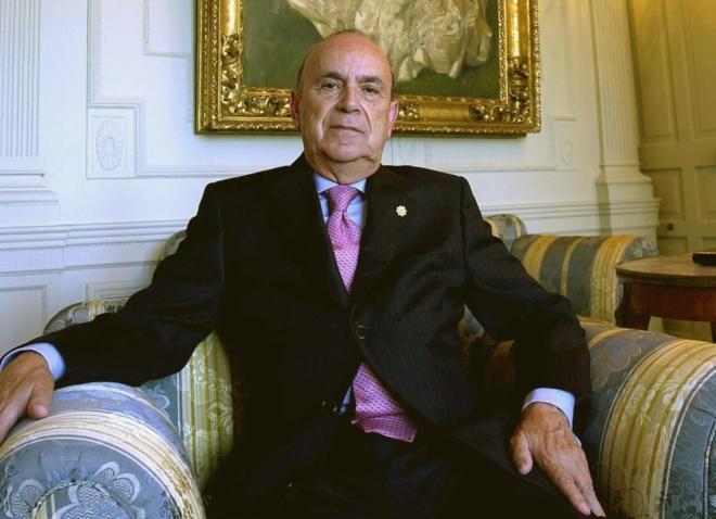 Alejandro Muñoz Alonso.