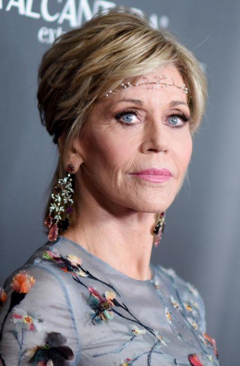 <strong>Jane Fonda (78). </strong> A sus casi 80 años es una de las...