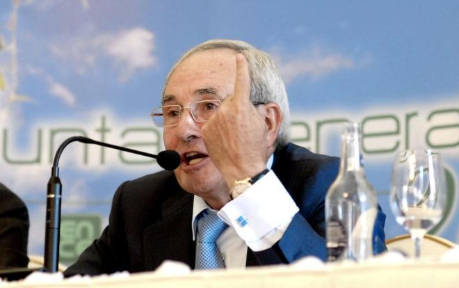 Juan Luis Arregui, presidente de ENCE