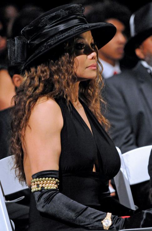 <strong>Janet Jackson.</strong> El revuelo mediático que acompañó...