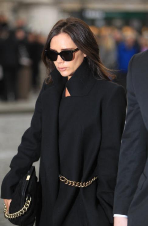 <strong>Victoria Beckham.</strong> Cuando un estilista, pongamos de...