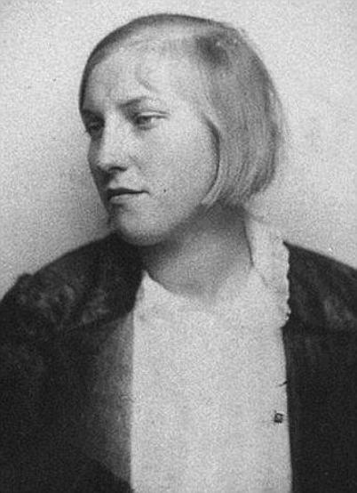 Marie Therese Walter.