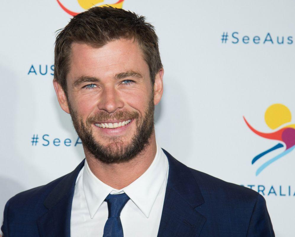 Aunque el actor Chris Hemsworth no quiere entrometerse en la vida...