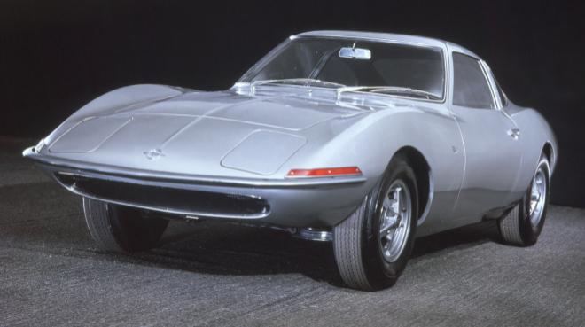 Opel Experimental GT '1965
