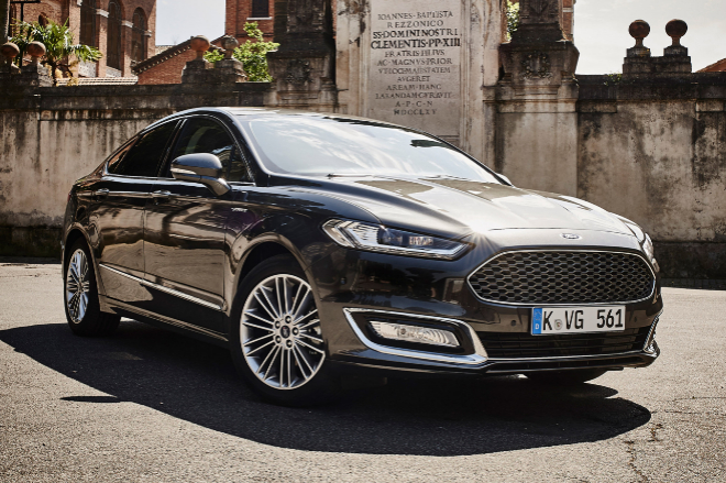 Ford Vignale AWD