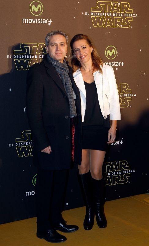 <strong>Vicente Vallés (52) y Ángeles Blanco (43).</strong> Los...