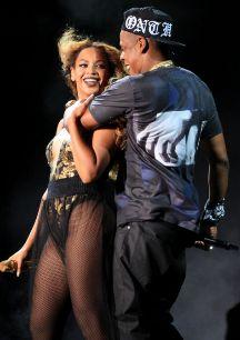 Beyoncé. Si la intuición no nos falla, la primera vez de Beyoncé...
