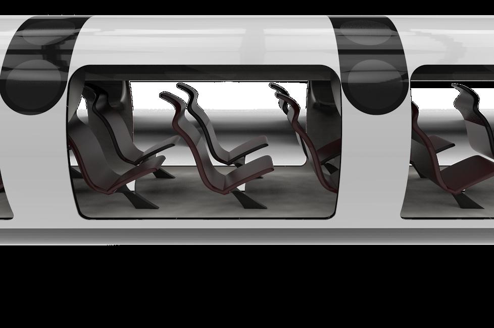 Un equipo español gana el concurso de diseño del tren supersónico Hyperloop