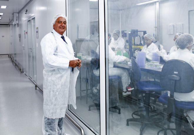 Virus Zika. El director del Instituto Butantan de Brasil, Jorge Kalil.
